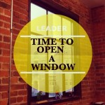 Open a Window