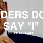 BIZ CULTURE TIPS: Peter Drucker
