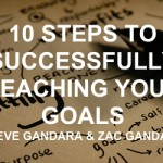 10 Steps to Guarantee Your Goal Success in 2014