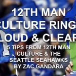12th Man Culture Rings LOUD & CLEAR