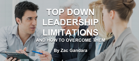 Top Down Leadership 2 Excellent Cultures