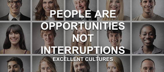 PEOPLE FIRST EXCELLENT CULTURES