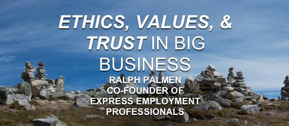 RALPH PALMEN excellent cultures leadership training