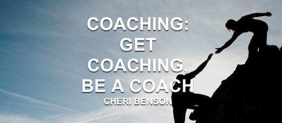 COACHING CHERI BENSON EXCELLENT CULTURES