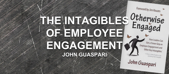 The Intagibles of Employee Engagement
