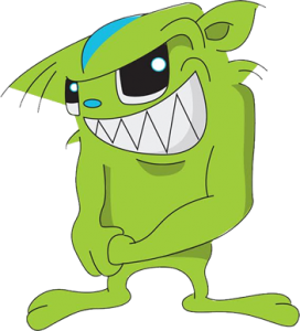 Friendly Culture Monster