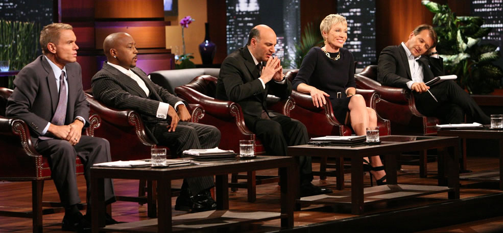 Sharks on Sharktank